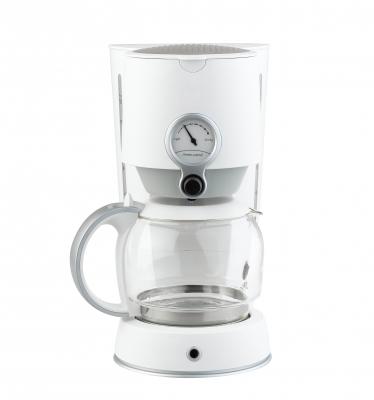 Standard carafe coffee maker.