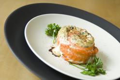 Crab-Stuffed Salmon Recipe