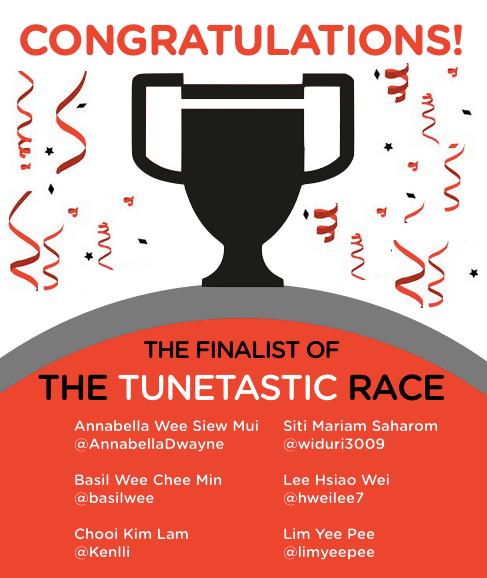 Winner Announced!