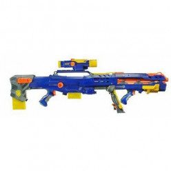 Nerf Longshot: Shoot Your Opponent With Precise Targeting
