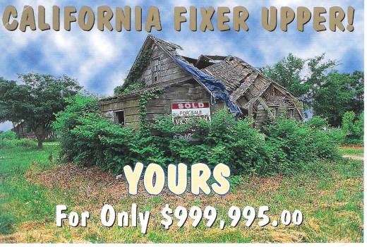 California Fixer Upper?