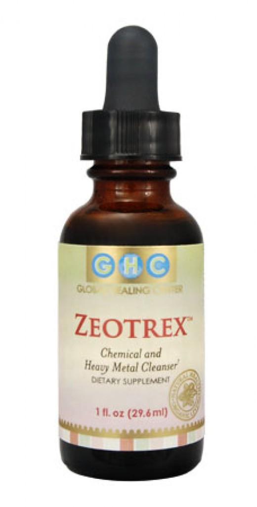Zeotrex Heavy Metal Cleanser