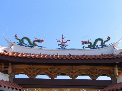roof dragons