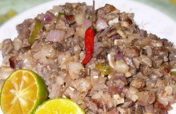 Cooking Recipe for Crispy Sisig Recipe