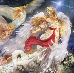 JESUS Came With a Fleet of Angels