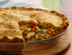 The Best Ever Leftover Turkey Pot Pie