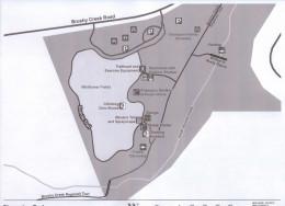 Trail Map - Champion Park - Cedar Park TX