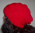 Christmas Miracle ~ the Red Knit Hat