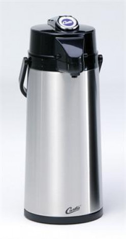How To Find The Best Thermos: Wilbur Curtis® ThermoPro™ 2.2 Liter Airpot