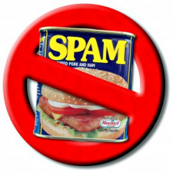 Spam is Prohibited-- What is Spam