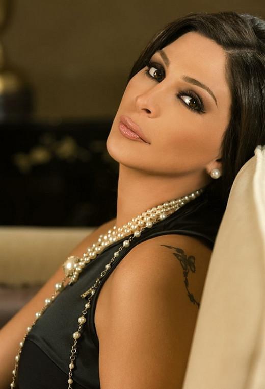 The Ultimate Top 16 Modern Female Arabic Singers Countdown ...