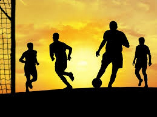 Exercises like running or playing sports can help reduce stress on a daily basis.