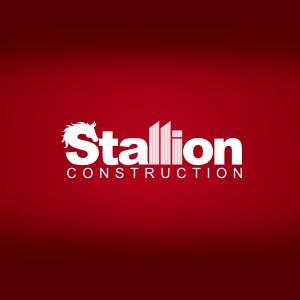 Stalion Construction Company Logo