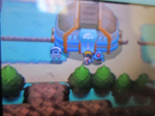 The 7th Gym in Pokemon HeartGold/SoulSilver