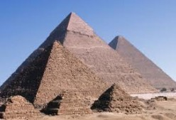 Famous Haunted Places: The Giza Pyramids--Egypt