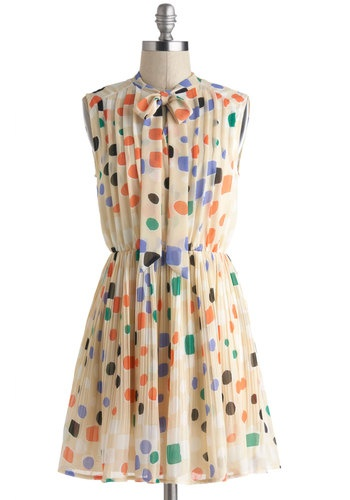 This dress is cute and light.