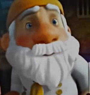 "Beard Papa (""Wreck-it Ralph"")"