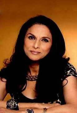 Shobhaa De - Columnist and Indian Author of Bestselling Books