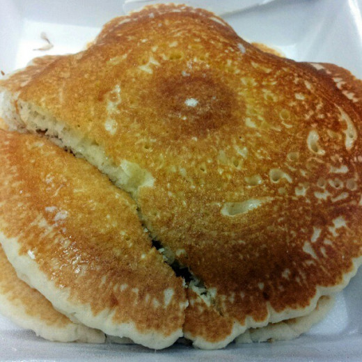 Koa Pancake House Buttermilk Pancakes