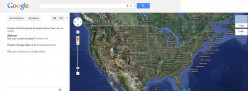 How to Include Multiple Destinations in a Google Maps Search