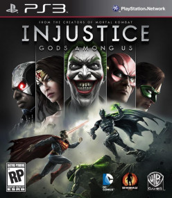 Special Look - Injustice: Gods Among Us