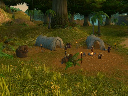 Hemet Nesingwary's Camp