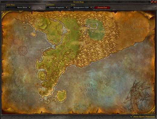 Vanilla Map