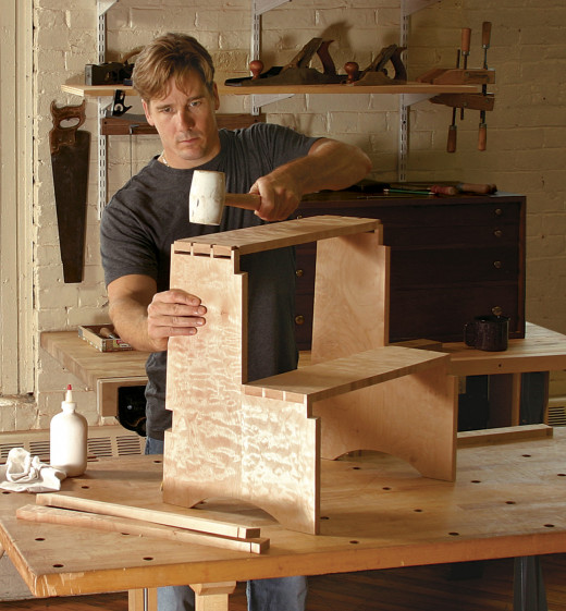 Elegant The Everything Woodworking Book A Beginner39s Guide To