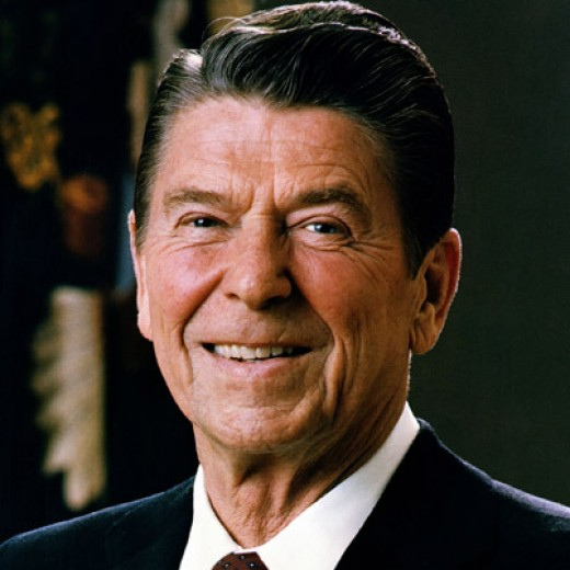 Ronald Regan and APS