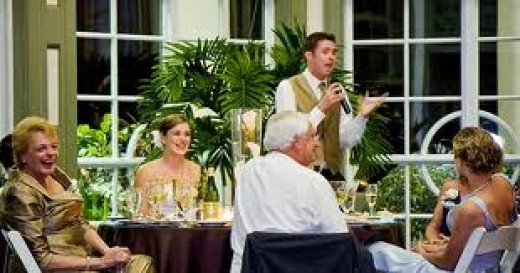 Practice your speech before the big day