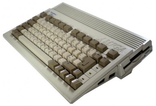 The Amiga 600