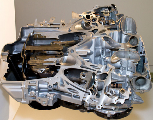New car engine