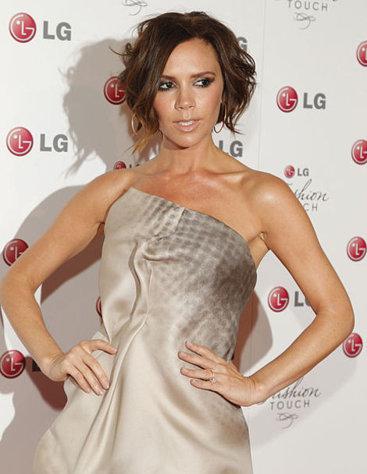 Victoria Beckham Short Hairstyles