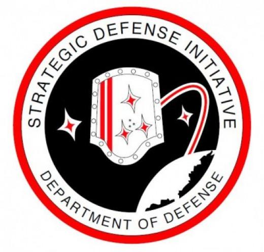 Strategic Defense Initiative Office Logo