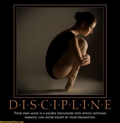 Discipline in the Mind