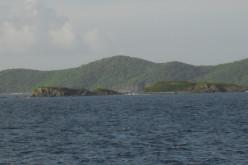 Culebrita Island in Culebra, Puerto Rico