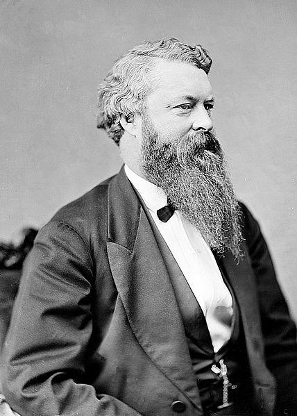 Secretary of War William Belknap
