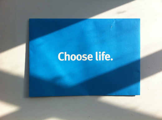 Choose Eternal Life