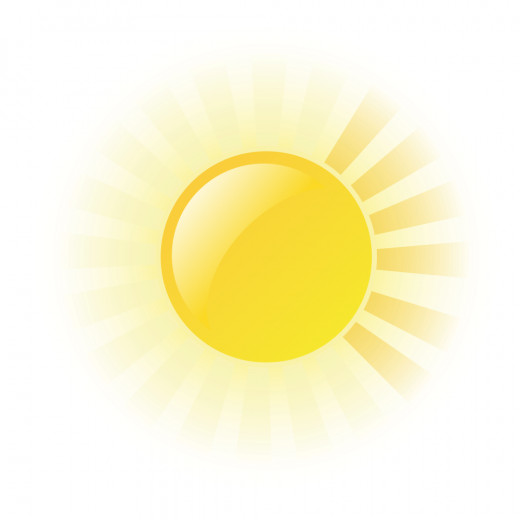 Does the sun cause hiccups?