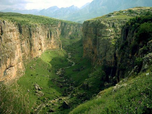 Iraq landscape