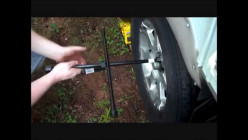 Travel Trailer Easy Tire Chage