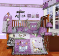 Baby Girl Nursery Décor Ideas