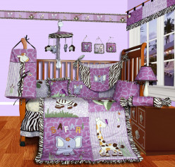 Baby Girl Nursery Decor Ideas