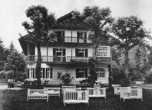 Lebensborn home 1935-1945