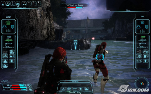An example of gameplay from one of the games (PC version).