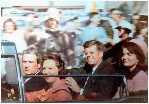 Presidential Limousine 11/22/63