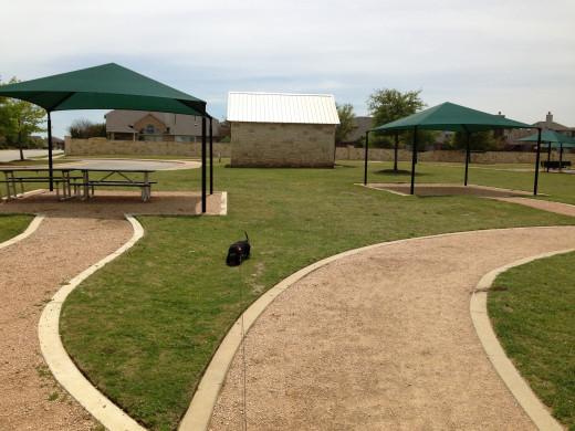 Avery Ranch Covered Picnic areas Cedar Park TX