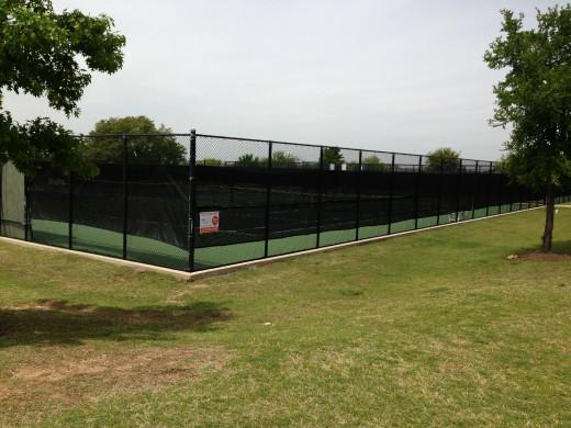 Avery Ranch Tennis Courts Cedar Park TX