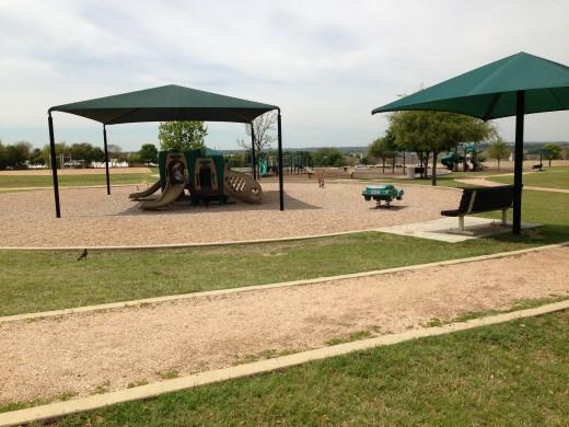 Avery Ranch Covered Playgrounds Cedar Park TX