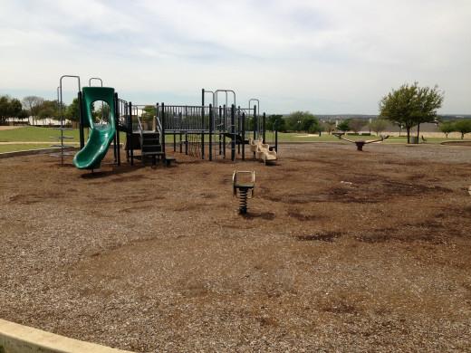 Avery Ranch Playground  Cedar Park TX